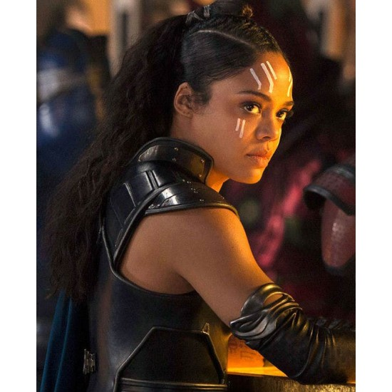 Avengers Infinity War Valkyrie Leather Vest