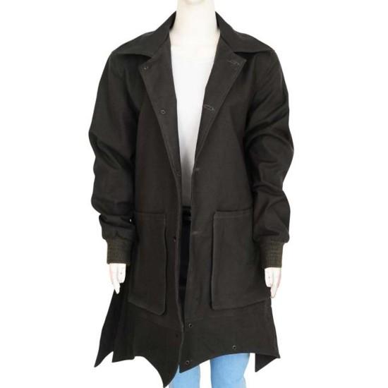 Avengers Infinity War Elizabeth Olsen Coat