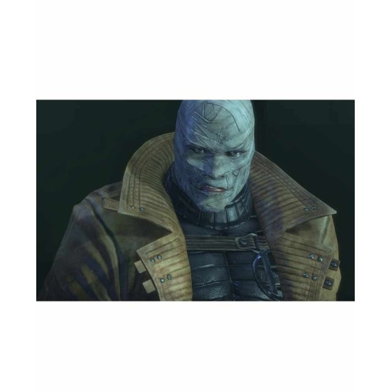 Batman Arkham City Hush Leather Coat