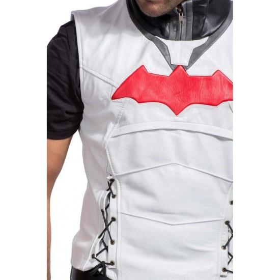 Red Hood Batman Arkham Knight Jason Todd Vest