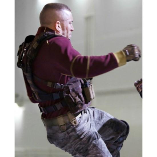 Batroc The Leaper Falcon and The Winter Soldier Purple Jacket