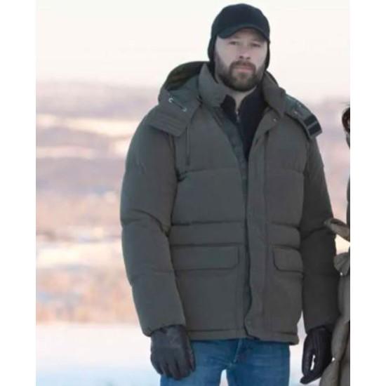 Beartown Ulf Stenberg Grey Jacket