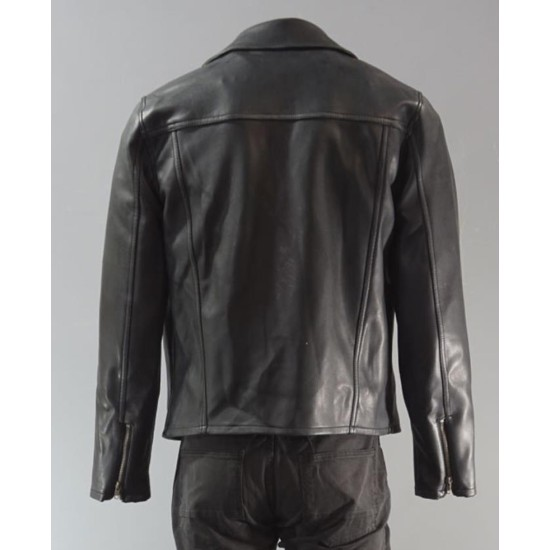 Death Wish Knox Leather Jacket