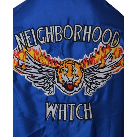 Ben Stiller The Watch Jacket