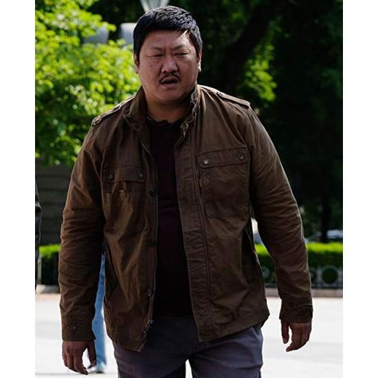Benedict Wong Gemini Man Cotton Jacket