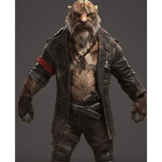 Beyond Good And Evil 2 Space Monkey Black Jacket