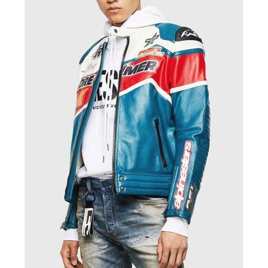 Bandit Dreamer Motorcycle Leather Jacket