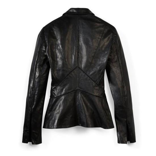 Biker Catwoman Leather Jacket
