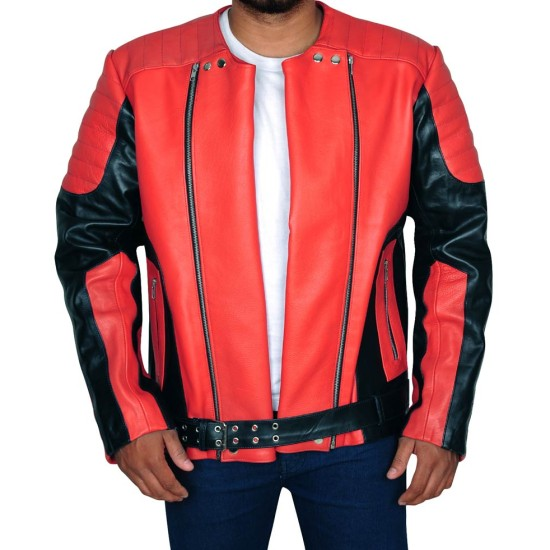Motorcycle Martin Garrix Leather Jacket