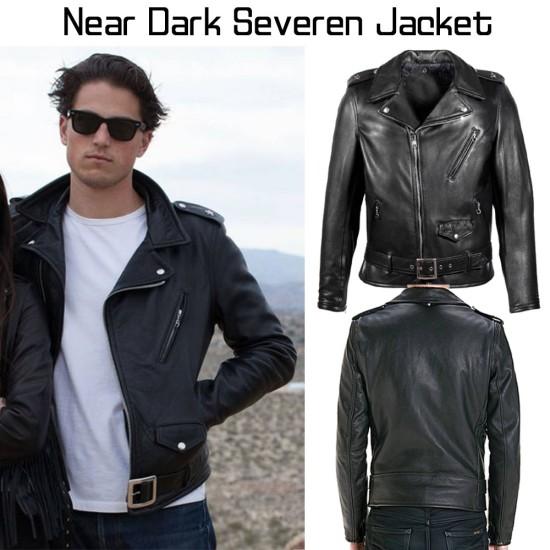 Bill Paxton Near Dark Jacket
