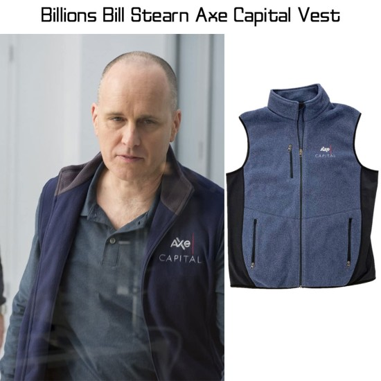 Billions Axe Capital Kelly Aucoin Vest