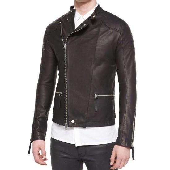 Biker Style Billions Bobby Axelrod Jacket