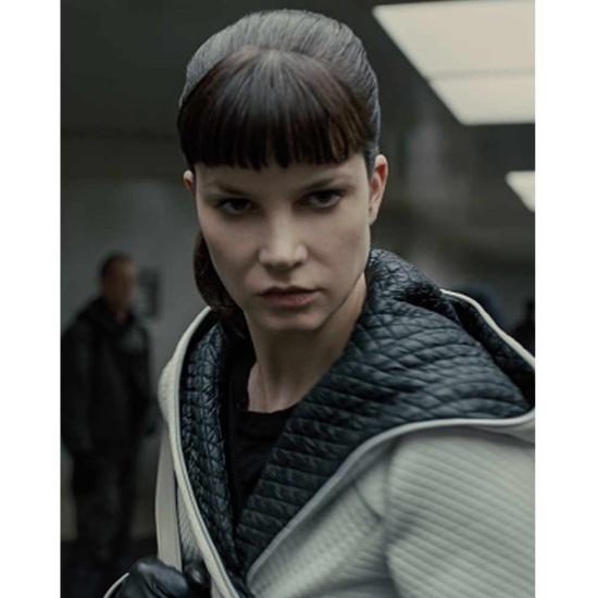 Blade Runner 2049 Luv White Coat