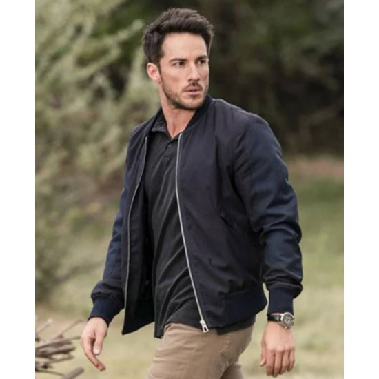 Bomber Roswell New Mexico Michael Trevino Jacket