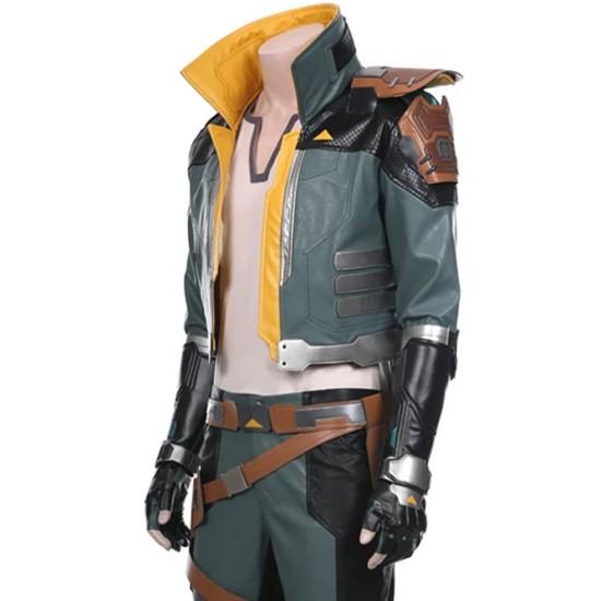 Borderlands 3 Zane Grey Jacket