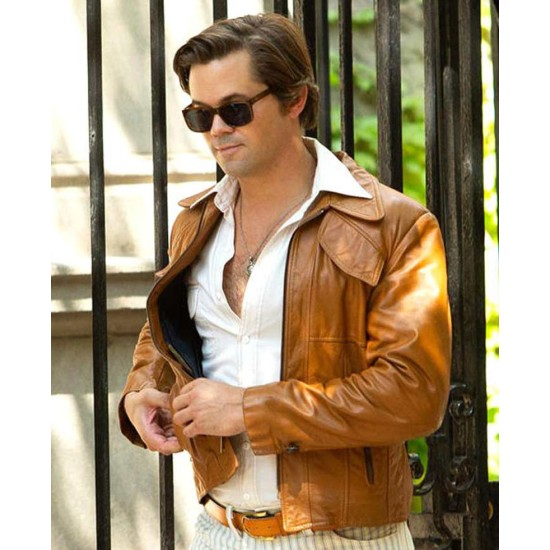 Andrew Rannells The Boys in The Band Brown Jacket