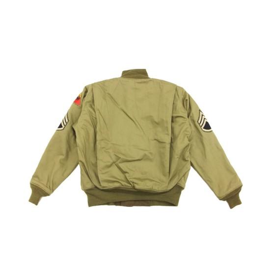 Brad Pitt Fury Wardaddy Military Jacket