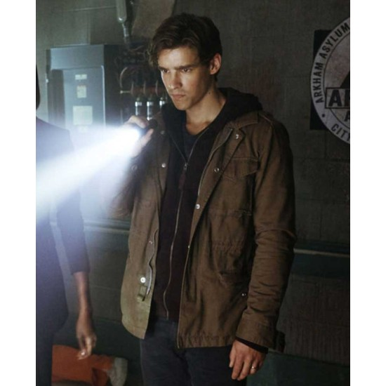 Brenton Thwaites Titans M-65 Field Jacket