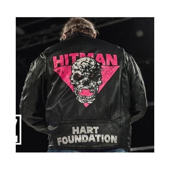 Foundation Bret Hart Biker Jacket