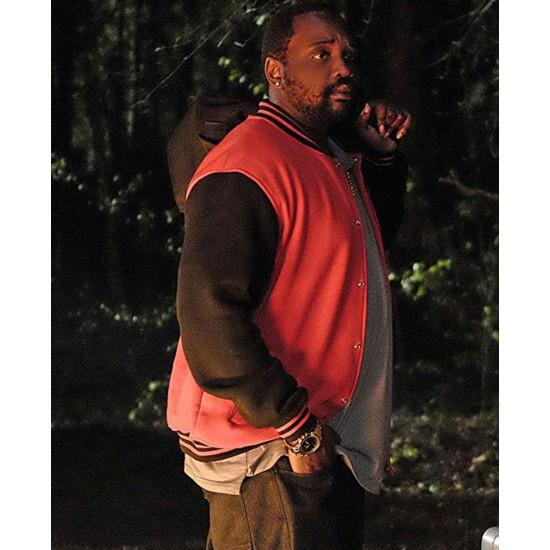 Brian Tyree Henry Atlanta Baseball Jacket