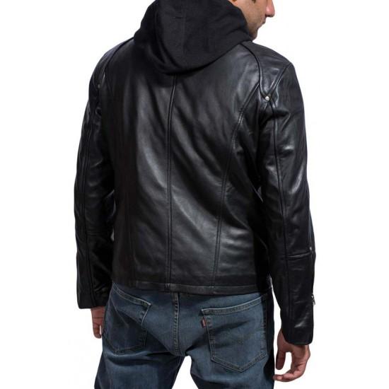 Brick Mansions Damien Collier Leather Jacket