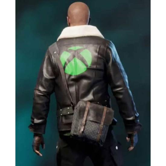 Vigor1.1 Bridges Game Fur Collar Jacket