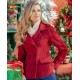 Brooke D'Orsay Christmas in Love Jacket