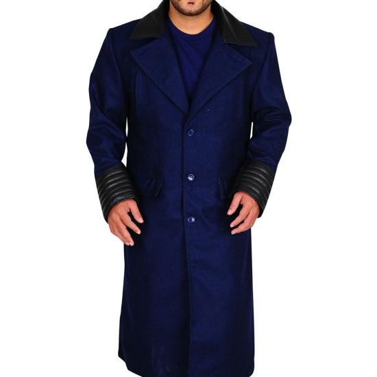 David Mazouz Gotham Coat