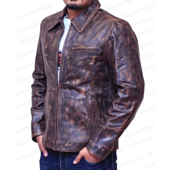 Death Wish Bruce Willis Leather Jacket