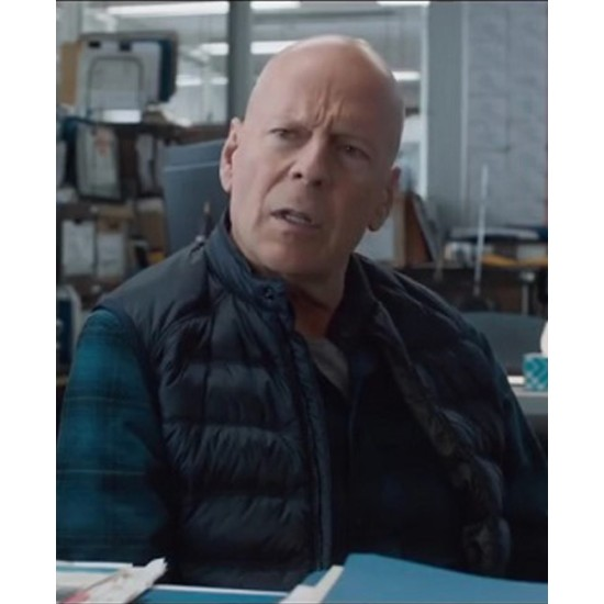Bruce Willis Death Wish Vest