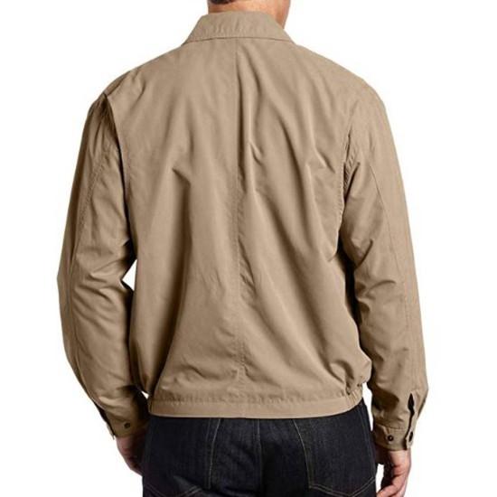 Bryan Cranston Breaking Bad Khaki Jacket
