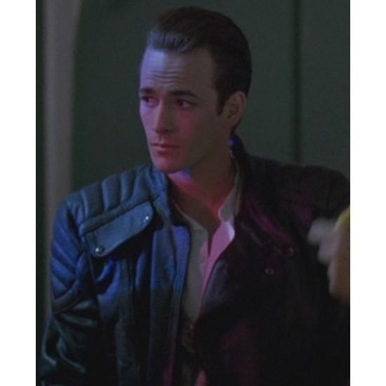 Buffy The Vampire Slayer Luke Perry Leather Jacket
