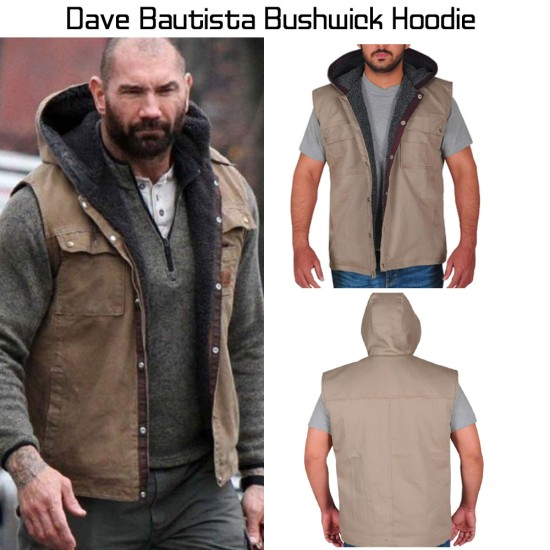 Dave Bautista Bushwick Hoodie