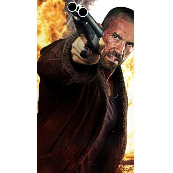 Cain Burgess Avengement Brown Jacket