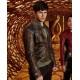 Cameron Cuffe Krypton Leather Jacket