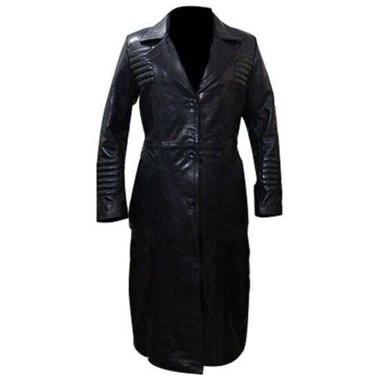 Carlito's Way Al Pacino Leather Coat