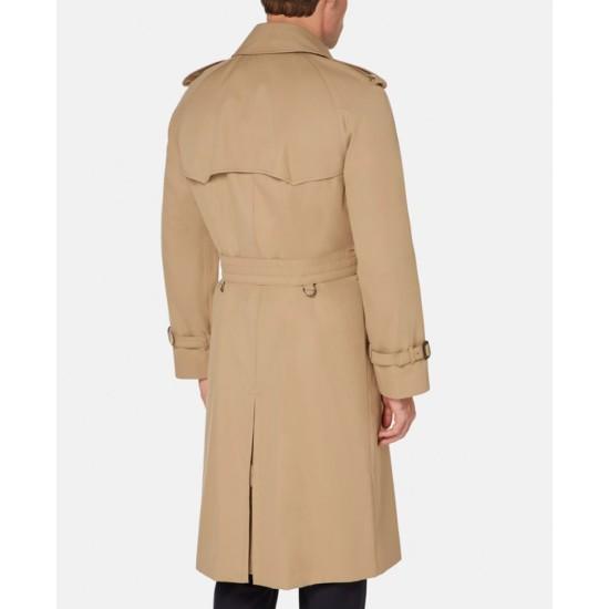 Casablanca Double Breasted Coat