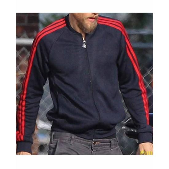 Charlie Hunnam Jungleland Jacket