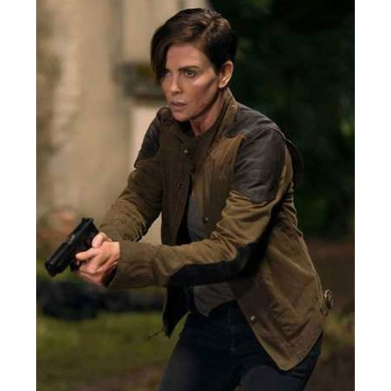 Charlize Theron The Old Guard Jacket
