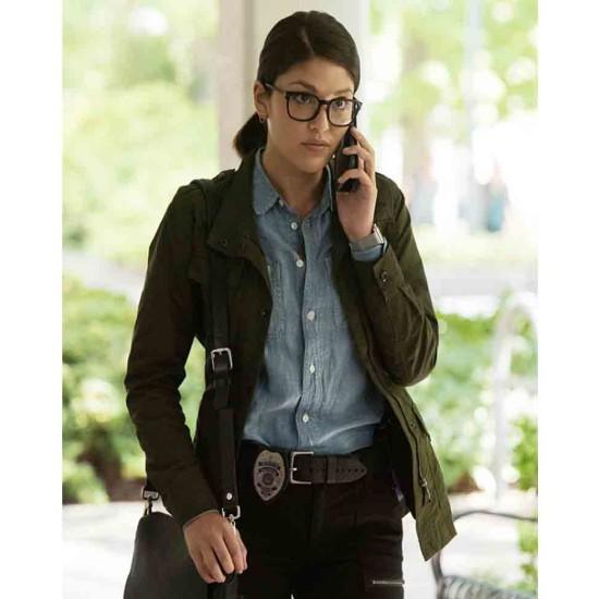 Charmed Ellen Tamaki Green Jacket