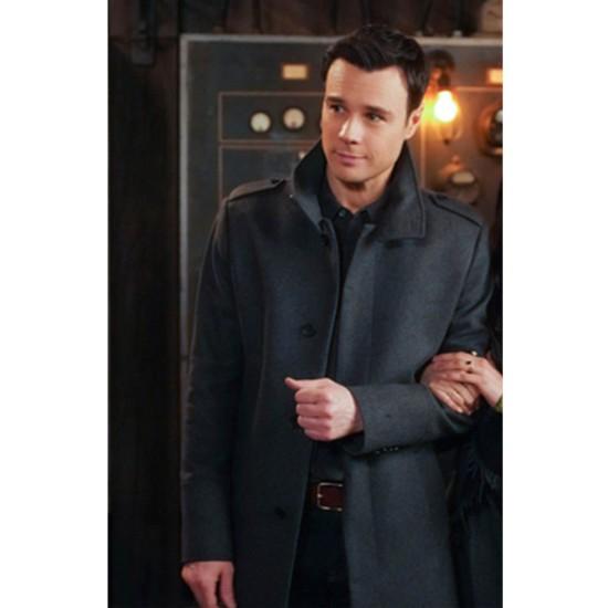 Charmed Harry Greenwood Grey Coat