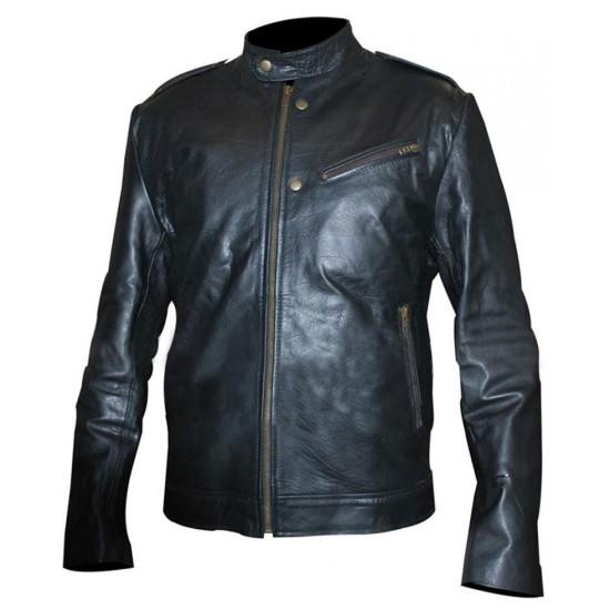 Chicago P.D. TV Series Jon Seda Leather Jacket
