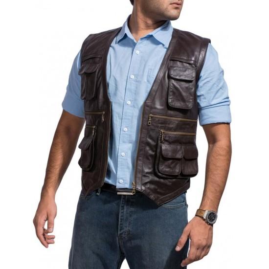 Chris Pratt Jurassic World Owen Vest