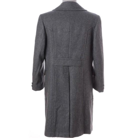 Guy Pearce A Christmas Carol Wool Coat
