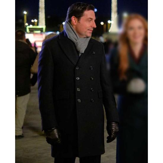 Christmas in Vienna Brennan Elliott Black Coat