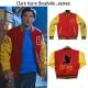 Clark Kent Crows Smallville Varsity Jacket