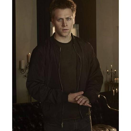 Cloak & Dagger Carl Lundstedt Black Jacket