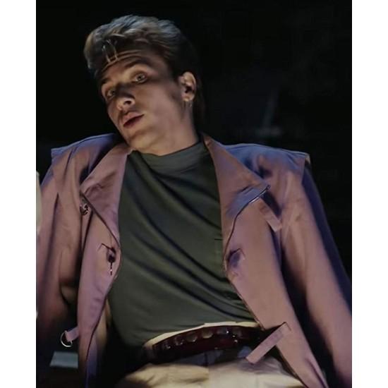 Cody Fern American Horror Story Cotton Coat