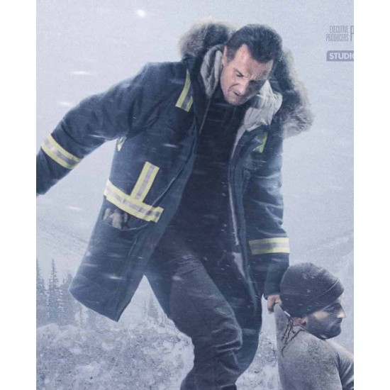 Cold Pursuit Liam Neeson Hoodie