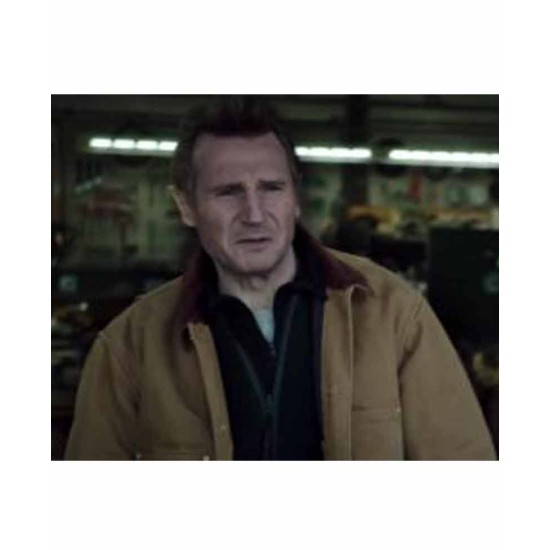 Cold Pursuit Liam Neeson Jacket